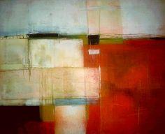 Acryl abstrakt