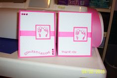 stampncricut: Maddy's Baby Shower