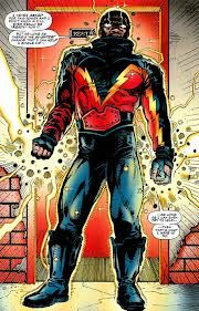 Black Lightning Appreciation - Page 4 Black Lightning Static Shock, Spiderman, Batman, Doom Patrol, Real Hero, New Wave, Justice League, Dc Comics, Concept Art