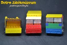 Most az 5 mm-es sorozatból szeretnék bemutatni nektek egy játékot, ami a Miniauto sorozatban jelent meg.