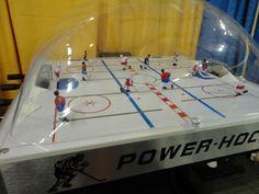 Power Hockey Table