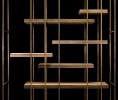 Shelving systems | Storage-Shelving | Cage B | HENGE | Massimo. Check it out on Architonic