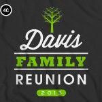 Family Reunion T Shirt Graphics Studio150 Design Web