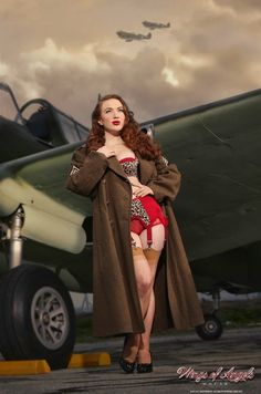 Pinup photography book called Wings of Angels / Michael Malak