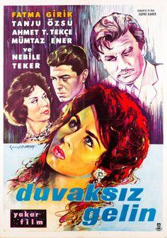 1961 Duvaksız Gelin