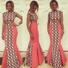 Ankara Style and Blouse Style  http://www.dezangozone.com/2015/05/ankara-style-and-blouse-style.html