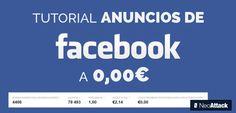 Tutorial ➨ Anuncios de Facebook a 0,00€ para Empresas