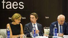 Aznar clava la daga a Rajoy donde más daño hace