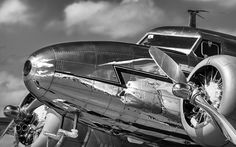 Reflections of Early Aviation by ChristopherBuff