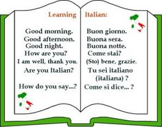 learning italian | Why Learn Italian?