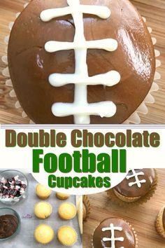 Easy double chocolat