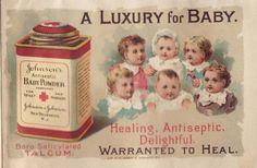 Johnson and Johnson Toxic babycare
