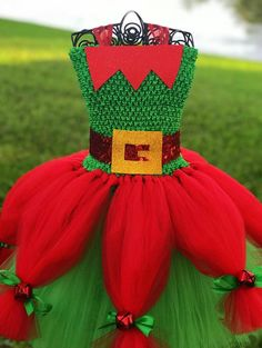"""Christmas, translated as """"Christian Mass"""", it originated from the ancient Romans to celebrate the New Year's Saturnalia, and has nothing to do with Christianity. Tutu Dress Adult, Princess Tutu Dresses, Elf Costume, Tutu Costumes, Fairy Costumes, Christmas Costumes, Halloween Costumes, Christmas Outfits, Olaf Halloween"""