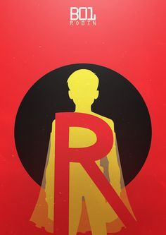 Young Justice Designation: B01 Robin <-- i love how the fact is that he is the first one (bo1) and he isnt even the leader! Go ROBIN