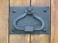 Door Pull Knocker - Historic Design - HHL834