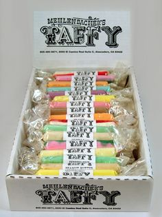 Taffy Assortment-Found it!!! Mehlembacher's
