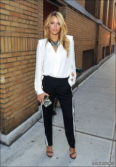 Lively Are those Rachel Zoe's pants? Cute,