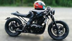 Go look at many of my most desired builds - specialty scrambler concepts like this Cafe Racer Build, Cafe Racer Bikes, Cafe Racers, Gs500 Cafe Racer, First Time Driver, Scrambler, Harley Davidson, Biker, Retro Bikes