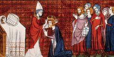 5 aprile 823 Lotario I viene incoronato imperatore di Roma