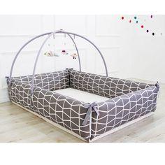 Maming Baby Bumper Bed Mat EMS #Maming