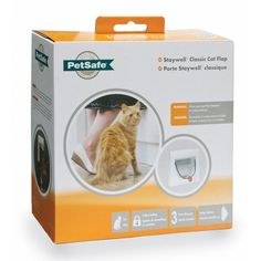 PetSafe Staywell Multi-Locking, Manual 4 Way Locking Classic Cat Flap. Locking options include in only, out only, fully open and fully locked. 1 x PetSafe Staywell Manual 4 Way Locking Classic Cat Flap. Pet Screen Door, Pet Door, Dog Feeder Automatic, Fallout Funny, Classic Doors, Scratching Post, Cat Supplies, Easy Install, Cat Collars