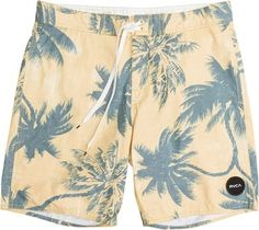 RVCA It's All Gravy Boardshort. http://www.swell.com/Mens-Fest-Survival-Kit-2014/RVCA-ITS-ALL-GRAVY-BOARDSHORT?cs=YE