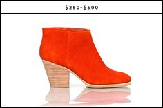 The Best Fall Ankle Boots For Every Budget #refinery29  http://www.refinery29.com/affordable-fall-ankle-boots#slide-28  Sweet like tangerine. ...