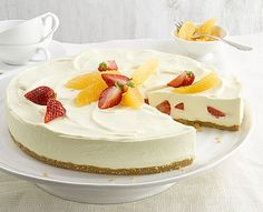 Philadelphia - Home Philadelphia Torte, Orange, Vanilla Cake, Cheesecake, Cupcakes, Desserts, Recipes, Food, Cake Ideas