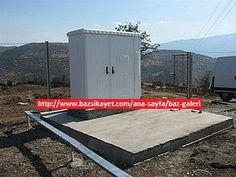 Elektrik Trafolarına, Baz İstasyonu Montajı - www.bazsikayet.com