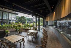 IPPUDO Restaurant Vietnam | Takashi Niwa Architects #Autodesk #HiroyukiOki #TakashiNiwaArchitects #Vietnam