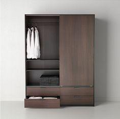 trysil schrank mit schiebet ren 4 schubl wei hellgrau ikea wohnung pinterest schrank. Black Bedroom Furniture Sets. Home Design Ideas