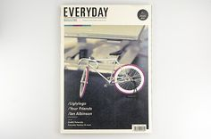 mikael fløysand everyday mag #cover
