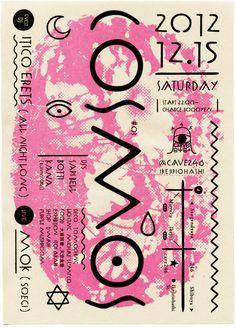 Cosmos #poster #typography #design