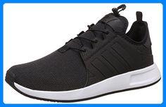 adidas Unisex-Erwachsene X_PLR Laufschuhe, Schwarz (Core Black/Core Black/Ftwr White), 42 2/3 EU - Sneakers für frauen (*Partner-Link) Black Adidas Shoes, Adidas Sneakers, Urban Fashion, Mens Fashion, Men's Shoes, Shoes Sneakers, Converse, Vans, Mode Online