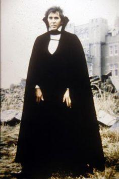 FrankLangella as Dracula, 1979  He was a very sexy vampire