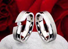 DeRemate.cl: Anillos -Argollas --Matrimonios -Acero- - $ 49990.00