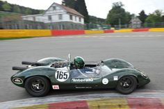 Lotus 30 at Spa Six Hours 2013