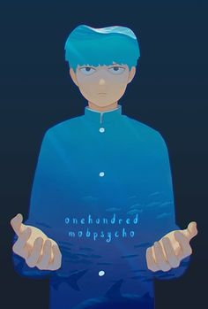 Mob Psycho 100 | Kageyama Shigeo メディアツイート: hiko(@hiko_il)さん | Twitter