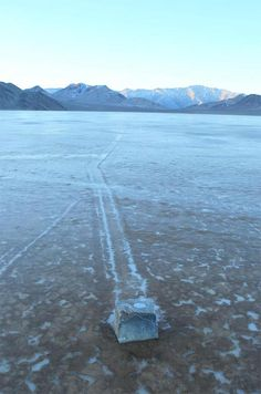 Weather Extremes : Death Valley 'Sliding Rocks' Mystery Resolved   Weather Underground