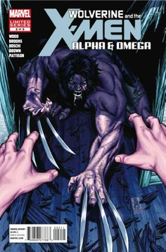 Wolverine and the X-Men: Alpha and Omega # 2 by Mark Brooks