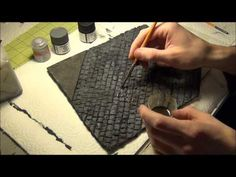 ▶ Tutorial: Building, Painting, and Weathering a WWII Street Diorama - YouTube