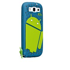 I want the #CaseMate 'Mike' Droid Creature for Samsung Galaxy S3 in Blue from Case-Mate.com