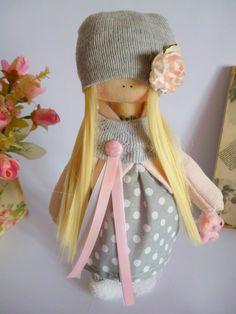 Tilde de poupée. Poupée de tissu de par ChernikovaNataliya sur Etsy