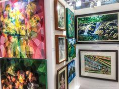 ART FOR EVERYONE – lakwatserongdoctor Sm Supermalls, University Of Santo Tomas, Sm Mall Of Asia, Filipino Culture, Meet The Artist, How To Level Ground, Art Fair, Local Artists, Medium Art
