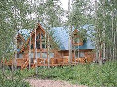 VRBO.com #935373ha - Luxury 7 Bedroom Family Reunion Cabin in Aspens at 8,600 Ft Elevation