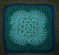 Coalescent Crochet: I like this granny sqaure and website has many free patterns including this one.