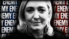 Emmanuel Macron Smears Marine Le Pen Voters As 'Hateful Cowards'
