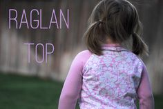 Raglan Top - Shwin&Shwin