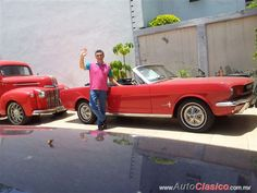 Ford mustang Convertible 1966