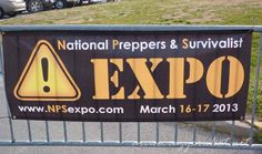National Preppers and Survivalist Expo 2013